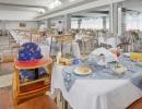 Детские стульчики в обеденных залах