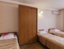 «НОМЕРА II-категория» 3-х местные 1-комнатный